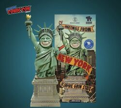 """Nycc Ron English Liberty Grin 12"""" Toy Tokyo Exclusive Limited To 300 Pcs New"""