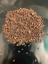 8 Ounces Mlcc's Ceramic Capacitor Scrap For Palladium And Silver Recovery
