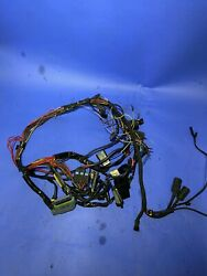 Harley Davidson Sportster 883 1200 Wiring Wire Harness And Ignition Switch W/ Key