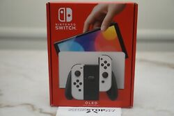 Brand New Nintendo Switch Oled Model W/ White Joy-con In Hand Ships Now✅