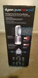 Dyson Hp01 Pure Hot + Cool Purifier, Heater And Fan | New