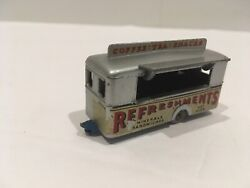 Nice Matchbox Series 74 Mobile Canteen By Lesney England Vintage Diecast