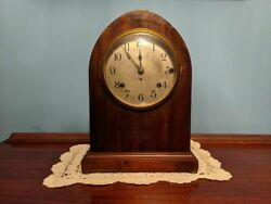 Jas R. Armiger Co. Seth Thomas Sonora Chime Clock 5 Bell Westminster Chimes Work