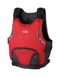 Uscg Approved Side Zip Pfd - Red Extra Large