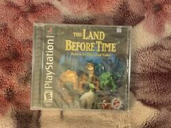 Land Before Time Return To The Great Valley Sony Playstation 1 Ps1 Brand New