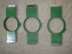 3 Tajima 15 Original Vintage Hoops For Commercial Embroidery Machine