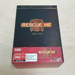 Rescue Me The Complete Collection Seasons 1 2 3 4 Dvd 27 Discs Boxset R4