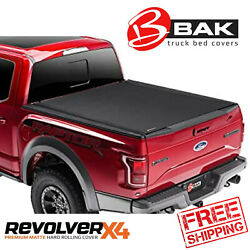 Bak Revolver X4s Roll Up Bed Cover Fits 2019-2021 Ford Ranger 5and039 Bed