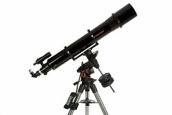 Celestron Advanced Vx 6 Refractor Telescope With Mount And Battery Pack