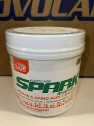 Advocare Spark Canister 42 Servings Mango Strawberry 10.5oz New Sealed Free Ship