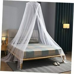 Bed Canopy Mosquito Net, Hanging Bed Canopy Netting For Single To King Size