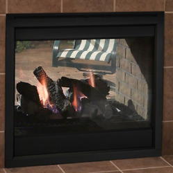 Twilight 36 Indoor/outdoor Traditional Gas Fireplace 38,000 Btu's Free Shipping