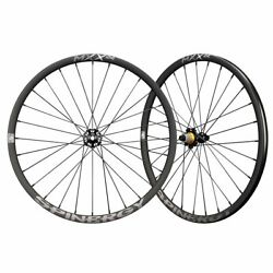 Spinergy Mountain Bike Front And Rear Wheel Set Mxx24 W/ Improved 44 Hub 700/29andrdquo