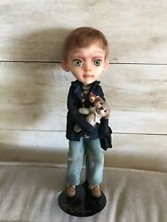 Mab Graves Piers Ooak Doll Comes With Box And Stand And Coa Card As Shown In Pic