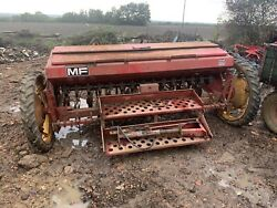 Seed Drill/corn Drill/tractor/agriculture/export/farm Trailer/cultivator/plough