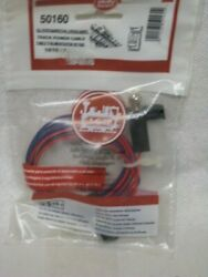 Lgb 50160 Track Power Hook-up Cable New In Sealed Bag ,g Scale.