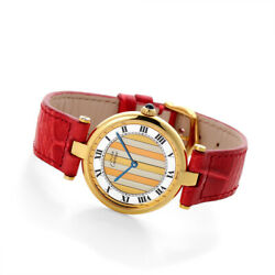 Must Vandome Lm Ref 590003 Vintage Used Very Good Condition Women