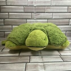 My Pillow Pets Pee Wee Authentic 11#x27; Pillow Pet Tardy Turtle