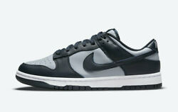 Nike Dunk Low Georgetown Dd1391-003 New Menand039s Amd Gs Youth Sizes In Hand Now
