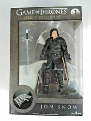 Funko Game Of Thrones Legacy Collection Jon Snow 6-inch Action Figure New