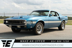1969 Ford Shelby Gt500 Mustang Fastback Full Restoration Matching Number 1969 Ford Shelby Gt500 Mustang Fastback Full Restoration Matching Numbers