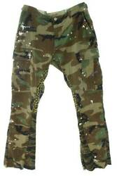 Gallery Dept Size 32 Inches Camo Flare Carpenter Painted
