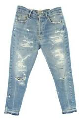 Gallery Dept Size 28 Inches Crash Processing Reconstructed Denim