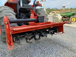 Land Pride Rtr1258 Rotary Tiller For Tractors 3 Point 540 Pto 58 Till Width