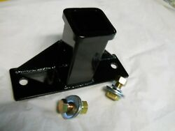 Custom 2 Receiver Hitch - Fits John Deere X500 Series And More