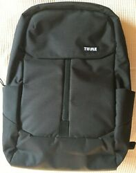 Thule LITHOS 20L Backpack Laptop Bag Black Fits up to 15quot; Laptop New $39.99