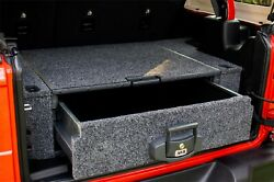 Arb 4x4 Accessories Rdrf790 Cargo Drawer Roller Floor For Use With Jeep Jk