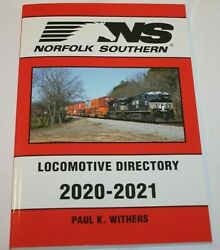 Book-norfolk Southern Locomotive Directory 2020-2021 Withers