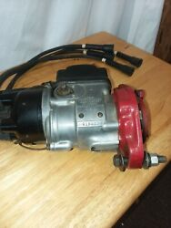 Farmall Ihc H M Cub Tractor H4 Magneto Assembly W/drive Housing