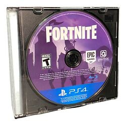 Fortnite Playstation 4 2017 Ps4 Rare Physical Disc Only - Tested Working Oop