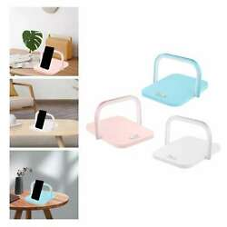 Qi Fast Wireless Charger 3 Color Modes Desk Lamp 10w Nightlight For Bedroom