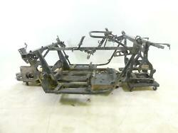 2015 Can-am Commander 1000xt Straight Main Frame Chassis Cln Clr 715002495