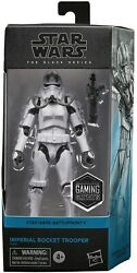 Black Series - 6 Inch Imperial Rocket Trooper - Gaming Greats - Battle Front 2