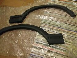 Peugeot 205 Gti Cti Set Of 4 Trim Kit Front Red Inserts And Arches Left Right