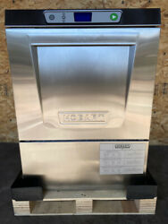 Hobart Lxeh High Temperature Undercounter Dishwasher Single Phase