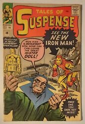 Tales Of Suspense 48 Andpound265 1963. Postage On 1-5 Comics 2.95