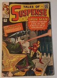 Tales Of Suspense 50 Andpound275 1964. Postage On 1-5 Comics 2.95