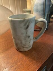 Peters Pottery Mound Bayou Ms Mccarty Protege Older Jade Dirty Retired Mug