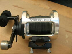 Pro Gear Pacifica 2000 Fishing Reel - 5 To 1 Gearing - Made In The Usa