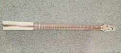 5 Strings Neck Through Bass Neck Narrow 35 Scale 26 Frets Includes Top Wood