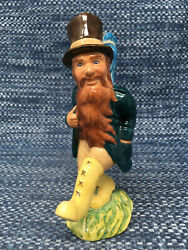 Royal Doulton Tom Bombadil Hn2924 Figurine Lord Of The Rings 1981 Mint