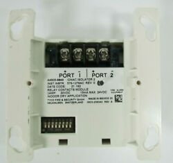 Tyco Fire And Security Relay Contacts Module Idnac Isolator 2 5791276ac A4905-9849