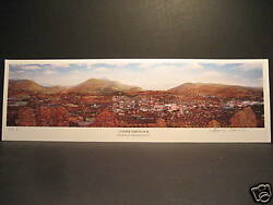 Laurie Cormier, Mount Greylock, Massachusetts, Signed Numbered Lith