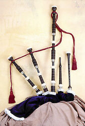 Bagpipes Dunfion African Blackwood Highland Pipes