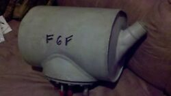 F6f Hellcat Hyd Res Warbird Or Trade Snj T-6 Parts