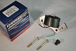 New Johnson Evinrude Oem Outboard Coil 584477 Brp/omc